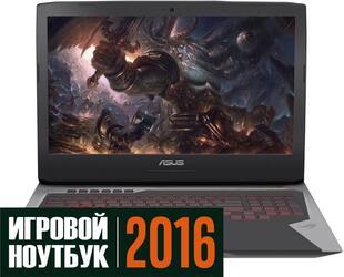 """17.3"""" Ноутбук ASUS ROG G752VM-GC073T серый"""