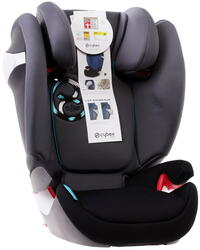Детское автокресло Cybex Solution M-Fix серый