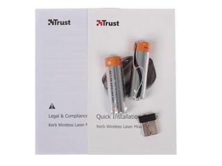 Мышь беспроводная Trust Kerb Wireless Laser