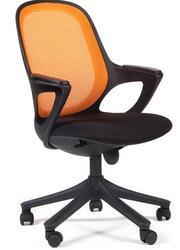 Кресло офисное Chairman 820 оранжевый