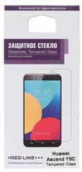 """4.5"""" Защитное стекло для смартфона Huawei Y5c"""