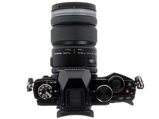 Камера со сменной оптикой Olympus OM-D E-M10 kit 12-50mm