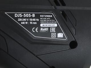 Электрический лобзик DeFort DJS-505-B