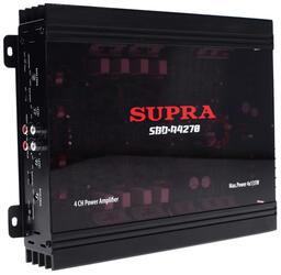 Усилитель Supra SBD-A4270