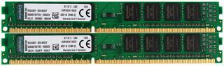 Оперативная память Kingston [KVR16LN11K2/8] 8 ГБ