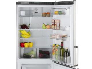 Холодильник с морозильником ATLANT ХМ 4521-080 N серебристый