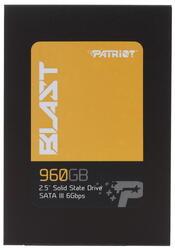 960 ГБ SSD-накопитель Patriot Blast [PBT960GS25SSDR]