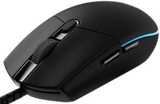 Мышь проводная Logitech Gaming Mouse G PRO