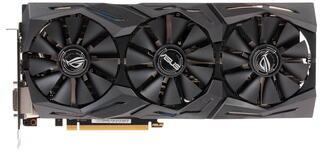 Видеокарта Asus GeForce GTX 1080 STRIX [STRIX-GTX1080-8G-GAMING]