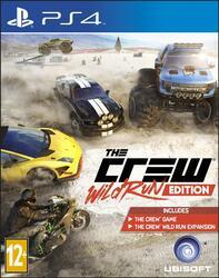 Игра для PS4 The CREW Wild Run Edition