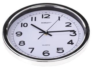 Часы настенные Scarlett SC-WC1002O