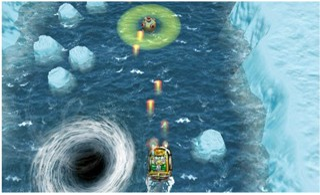 Игра для 3DS Sonic Boom Fire & Ice