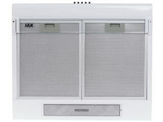 Вытяжка подвесная LEX SIMPLE 600 белый