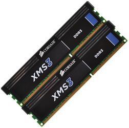 Оперативная память Corsair XMS3 [CMX16GX3M2A1600C11] 16 Гб