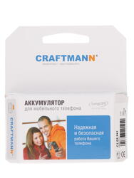 Аккумулятор CRAFTMANN для Samsung GT-i8552 Galaxy WIN/i8550/i8530/G355H [EB585157LU]