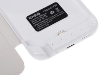 Чехол-батарея Exeq HelpinG-iF09 WH белый