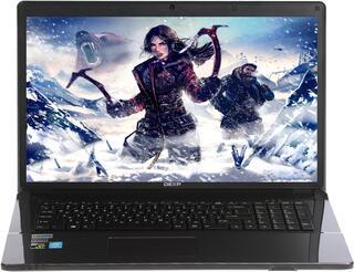 """17.3"""" Ноутбук DEXP Achilles G112 черный"""