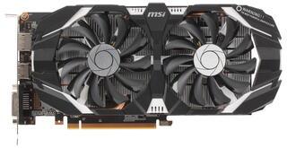 Видеокарта MSI GeForce GTX 1060 OC [GTX 1060 6GT OC]