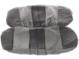 Чехлы на сиденье AUTOPROFI EXTRA COMFORT ECO-1105 серый
