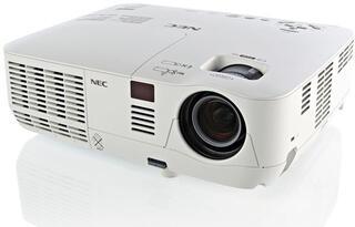 Проектор Nec V300W белый