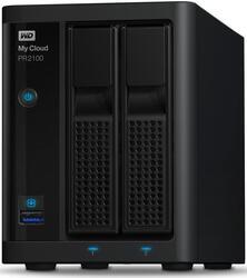 Сетевое хранилище WD My Cloud Pro2100 4TB