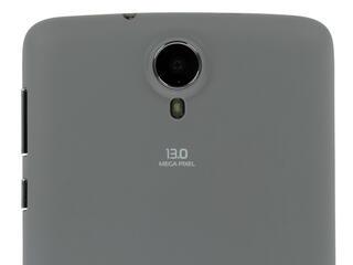 """6"""" Смартфон Ginzzu ST6120 16 ГБ серый"""