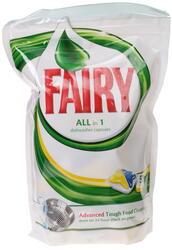 Капсулы для посудомоечных машин FAIRY All in 1