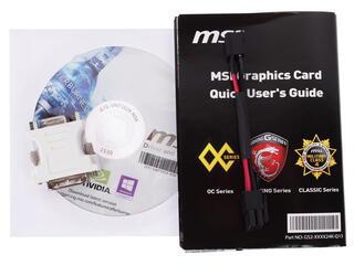 Видеокарта MSI GeForce GTX 980 Ti ARMOR 2X [GTX 980TI 6GD5T OC]