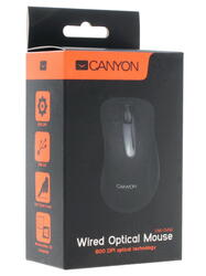 Мышь проводная Canyon CNE-CMS2