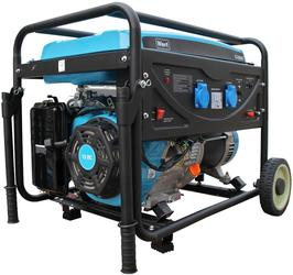 Бензиновый электрогенератор Wert G 6500C