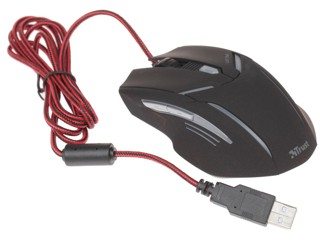 Мышь проводная Trust GXT152
