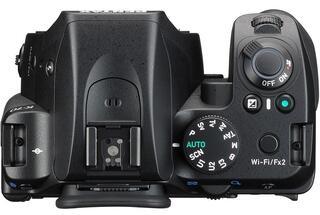 Зеркальная камера Pentax K-70 kit Body черный