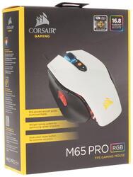 Мышь проводная Corsair M65 PRO