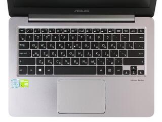 """13.3"""" Ноутбук ASUS Zenbook UX310UQ-GL259T серый"""