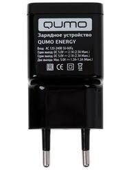 Сетевое зарядное устройство Qumo Energy