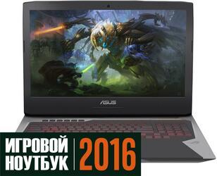 """17.3"""" Ноутбук ASUS ROG G752VM-GC031T серый"""