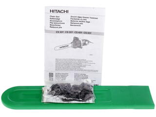 Цепная пила HITACHI CS35Y