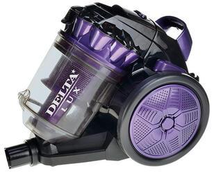 Пылесос DELTA LUX DL-0830 фиолетовый