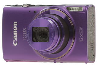 Компактная камера Canon Digital IXUS 285 HS фиолетовый