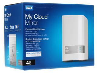 Сетевое хранилище Western Digital My Cloud Mirror