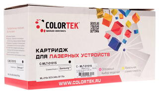 Картридж лазерный Colortek MLT-D101S