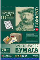 Самоклеящаяся бумага Lomond 2100235