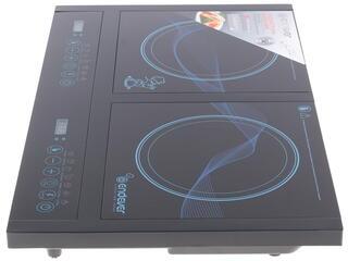 Плитка электрическая Endever SkyLine IP-34 черный