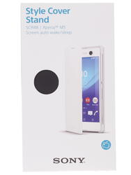 Чехол-книжка  для смартфона Sony Xperia M5