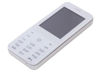 Сотовый телефон QUMO Push 245 серебристый