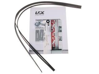 Газовая варочная поверхность LEX GVG 320 BL