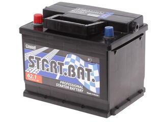Автомобильный аккумулятор START.Bat 62.1