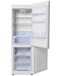 Холодильник с морозильником Candy CKBN 6180 DW белый