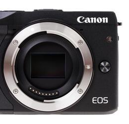 Камера со сменной оптикой Canon EOS M3 kit 18‐55 IS