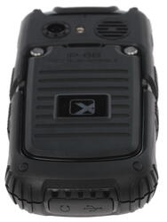 Сотовый телефон Texet TM-500R черный